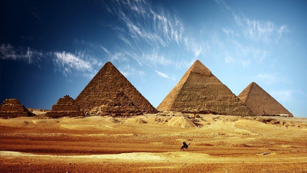Att bygga Cheopspyramiden